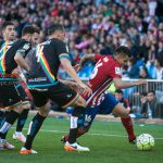 Gahirupe Atlético de Madrid Rayo Vallecano Liga (5)