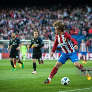 Atletico de Madrid vs Real Madrid Semifinal Champions 2017